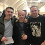 Matt, me and Roger at the Beer Festival