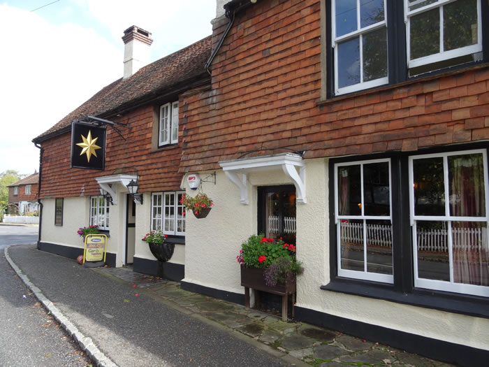 Star Inn pub in Rusper